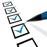 Lightning Master General Safety Checklist