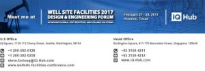 Well Site Facilites 2017