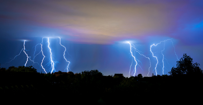 Static Electricity Can Damage Your Systems Lightning